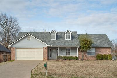 Fort Smith AR Single Family Home For Sale: $174,900