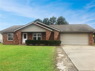 Barling Single Family Home For Sale: 1307 Strozier CT