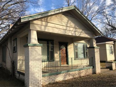 Fort Smith Single Family Home For Sale: 522 Belle AVE