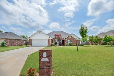 Fort Smith Single Family Home For Sale: 6008 Cedar Break DR