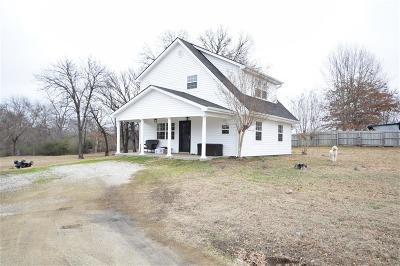 Muldrow Single Family Home For Sale: 701 SE 12th ST