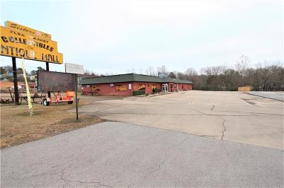 Alma Commercial For Sale: 702 N Highway 71