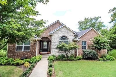 Fort Smith AR Single Family Home For Sale: $315,000