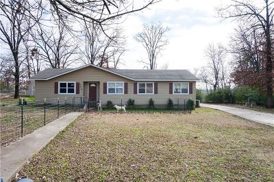 Muldrow Single Family Home For Sale: 606 W Sequoyah ST
