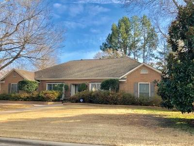 Fort Smith Single Family Home For Sale: 10810 Hunters Point RD