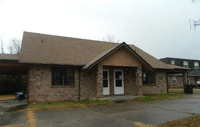 Fort Smith Multi Family Home For Sale: 1411-1415 Dallas ST