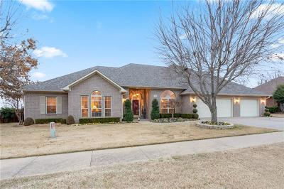 Fort Smith Single Family Home For Sale: 1401 Fianna WY
