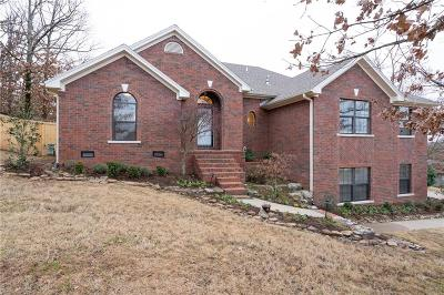 Greenwood Single Family Home For Sale: 1222 Brookside Drive