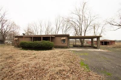 Alma Single Family Home For Sale: 3417 Lamb RD