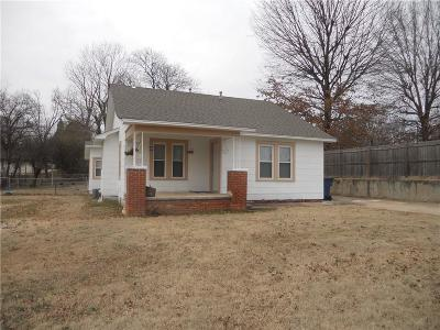Fort Smith Single Family Home For Sale: 1023 N 47th ST