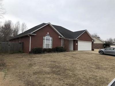 Greenwood Single Family Home For Sale: 1535 Birchwood LN