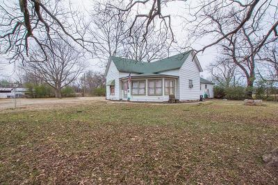 Van Buren Single Family Home For Sale: 6041 Old Concord RD