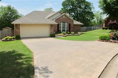 Fort Smith Single Family Home For Sale: 8600 Maelin CT
