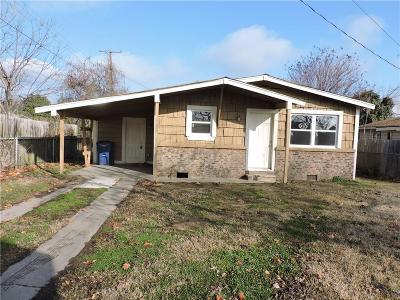 Fort Smith AR Single Family Home For Sale: $79,500