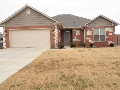 Alma Single Family Home For Sale: 128 Honeysuckle ST