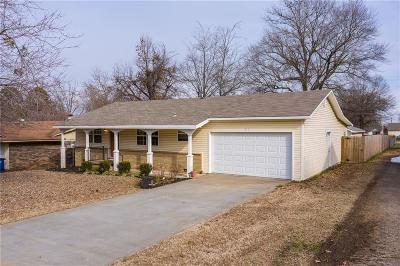 Fort Smith Single Family Home For Sale: 1511 Hendricks BLVD