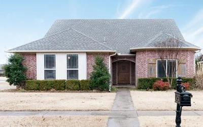 Fort Smith Single Family Home For Sale: 6318 Ironwood LN