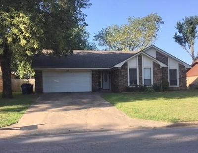 Fort Smith Single Family Home For Sale: 3416 Brooken Hill DR