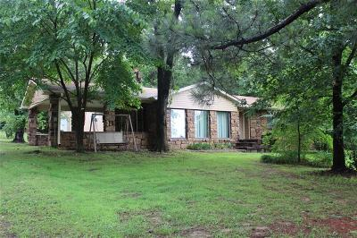 Sallisaw Single Family Home For Sale: 112325 S 4600 RD