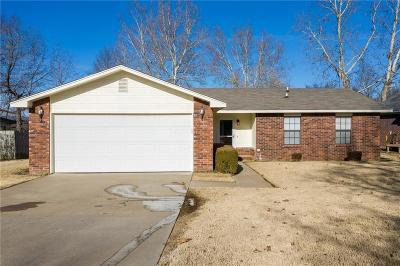 Van Buren Single Family Home For Sale: 512 Bear Track DR