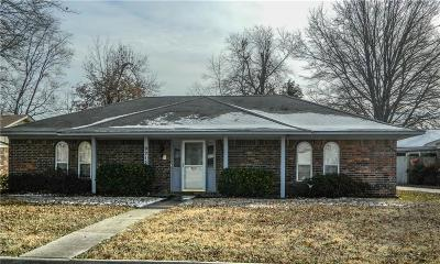 Fort Smith AR Single Family Home For Sale: $119,900
