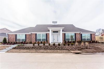 Fort Smith Condo/Townhouse For Sale: 25 Jeffrey WY