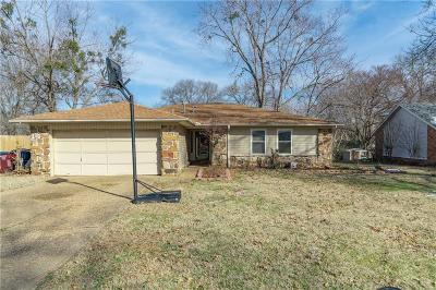 Fort Smith AR Single Family Home For Sale: $154,900
