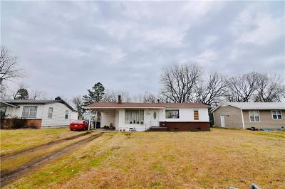 Fort Smith Single Family Home For Sale: 1007 Hillside DR