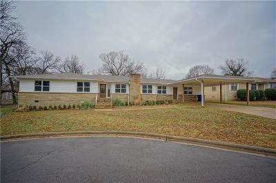 Fort Smith Single Family Home For Sale: 2422 S T ST