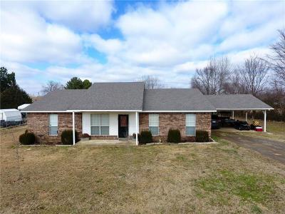 Wister Single Family Home For Sale: 102 Pierce LOOP