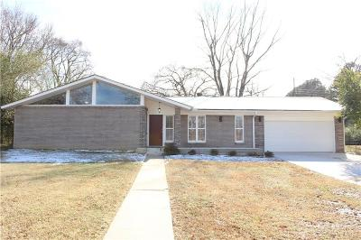 Fort Smith Single Family Home For Sale: 6718 Fern ST