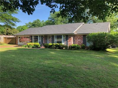 Fort Smith Single Family Home For Sale: 4223 P ST