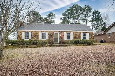 Fort Smith Single Family Home For Sale: 9220 Skypark DR