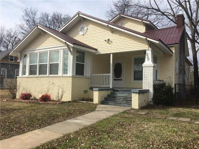 Fort Smith Single Family Home For Sale: 823 N 14th ST