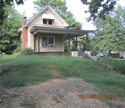 Heavener Single Family Home For Sale: 500 W Avenue E ST