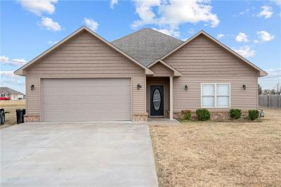 Spiro Single Family Home For Sale: 1116 Choctaw ST
