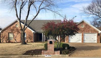 Fort Smith Single Family Home For Sale: 2405 Rannoch LN