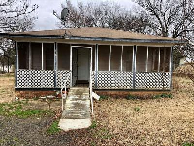 Wister Single Family Home For Sale: 107 Pearl ST