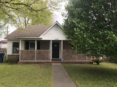 Fort Smith Single Family Home For Sale: 1012 N 9th ST