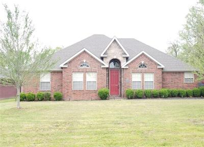Lavaca AR Single Family Home For Sale: $206,000