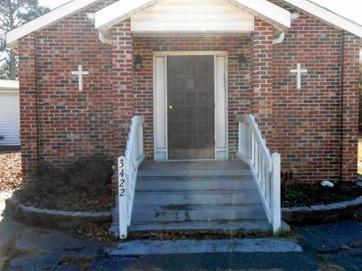 Fort Smith Commercial For Sale: 3424 & 3422 Johnson ST