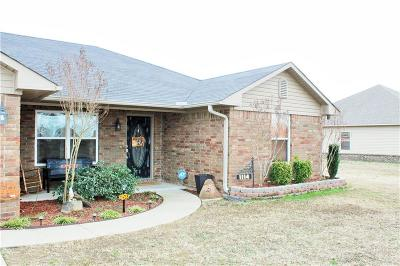 Spiro Single Family Home For Sale: 1114 Chickasaw