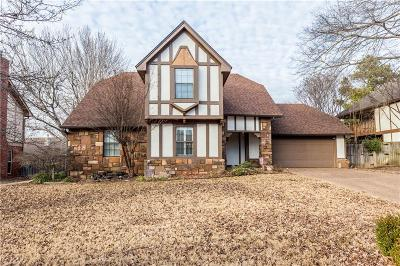 Fort Smith Single Family Home For Sale: 3105 Canongate