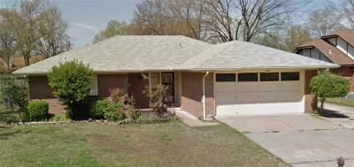 Fort Smith Single Family Home For Sale: 3112 S 99th ST