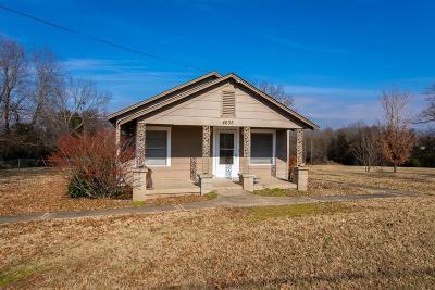 Van Buren Single Family Home For Sale: 4635 Kibler RD