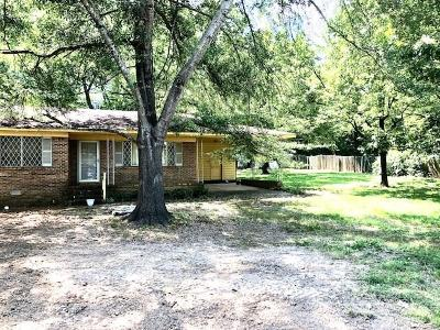 Lavaca AR Single Family Home For Sale: $72,000