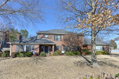 Fort Smith AR Single Family Home For Sale: $364,000