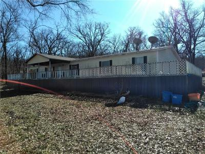 Sallisaw OK Mobile Home For Sale: $65,000