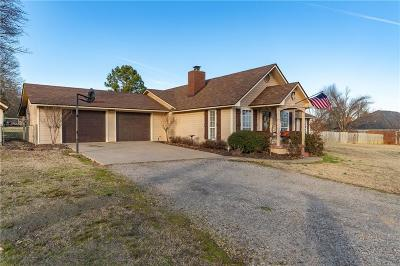 Fort Smith Single Family Home For Sale: 3925 Ridgeview RD