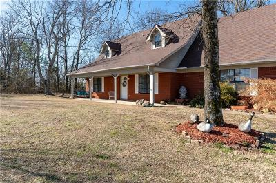 Rudy Single Family Home For Sale: 3509 Hwy 348